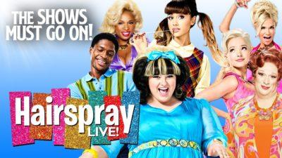 Hvězdně obsazený muzikál Hairspray v rámci on-line projektu The Shows Must Go On