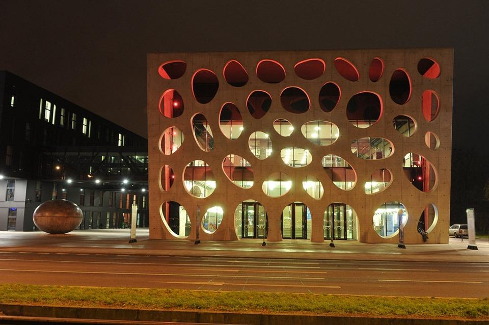 Nové divadlo (foto Pavel Křivánek)