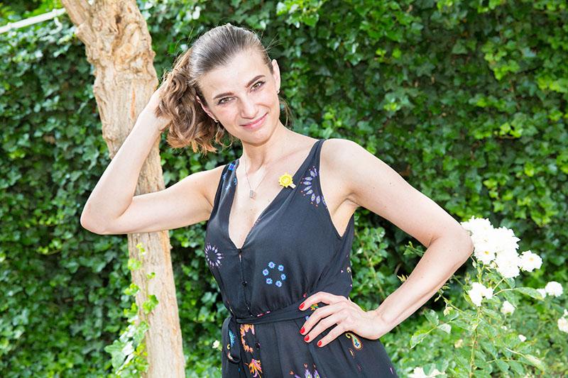 Nina Horáková Busking pro Slunce