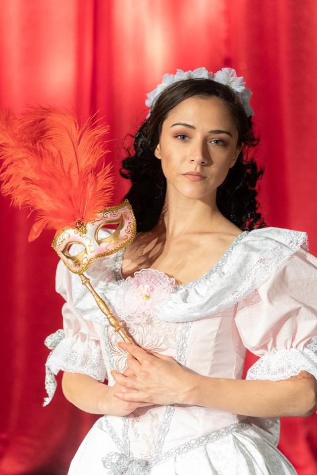 Cyrano, Divadélko Radka Brzobohatého, Eva Burešová