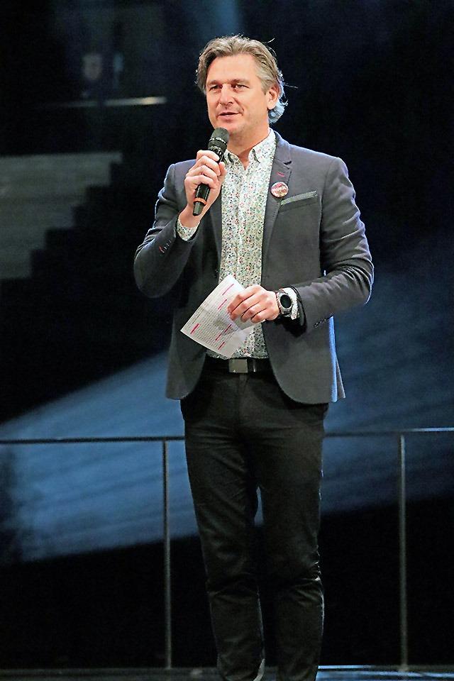 Šéf muzikálového souboru DJKT Lumír Olšovský
