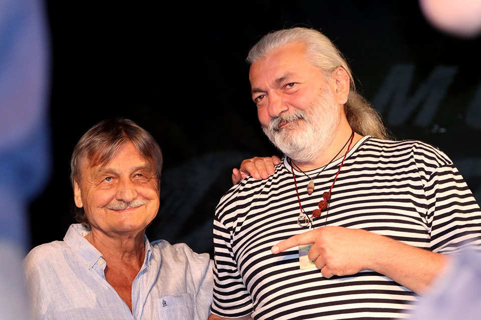 Pavel Soukup, Daniel Hůlka, Muzikál, Robinson Crusoe, Divadlo Na Maninách