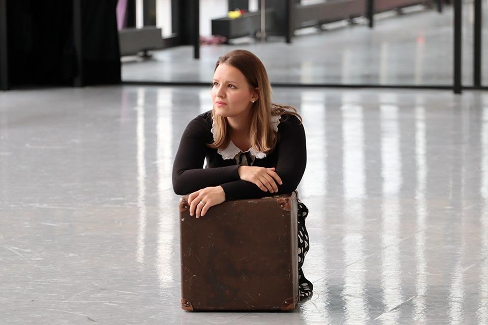 My Fair Lady, muzikál, zkouška, DJKT Plzeň, Charlotte Režná