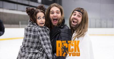 Muzikál s hity skupiny Queen WE WILL ROCK YOU zveřejnil nové termíny představení