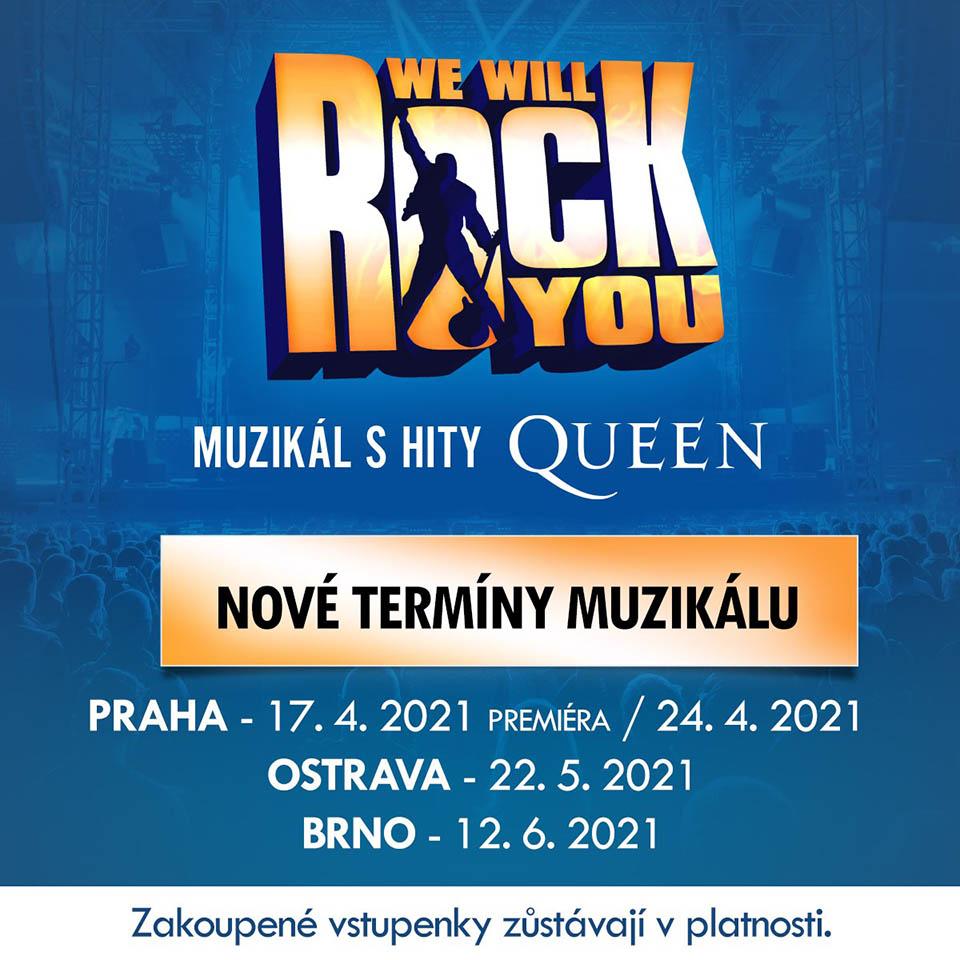 We Will Rock You muzikál