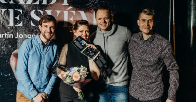 Jan Kříž s Kateřinou Bohatovou a Ondřejem Novákem natočili výjimečnou audio povídku (+ rozhovor)