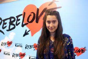 Sarah Salloum, Rebelové, muzikál, Hudební divadlo Karlín