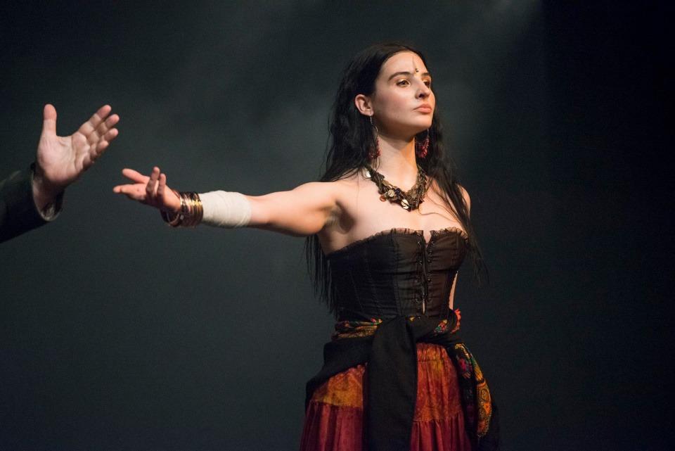 Kateřina Marie Fialová, Cikáni jdou do nebe, Divadlo Bez zábradlí