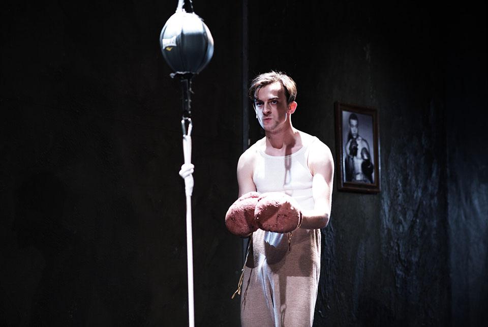 Kryštof Krhovják, Zítra swing bude zníti všude, Divadlo ABC, Městská divadla pražská