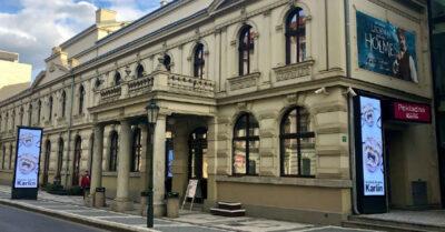 Hudební divadlo Karlín připravuje letní scénu a zásadní změny v prodeji vstupenek