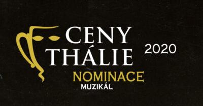 Nominace na Ceny Thálie 2020 v muzikálové kategorii