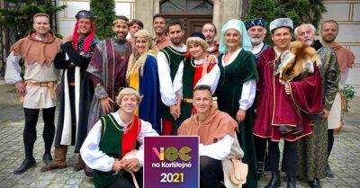 Úspěšné turné muzikálu NOC NA KARLŠTEJNĚ oslaví 100. reprízu na hradu Karlštejn