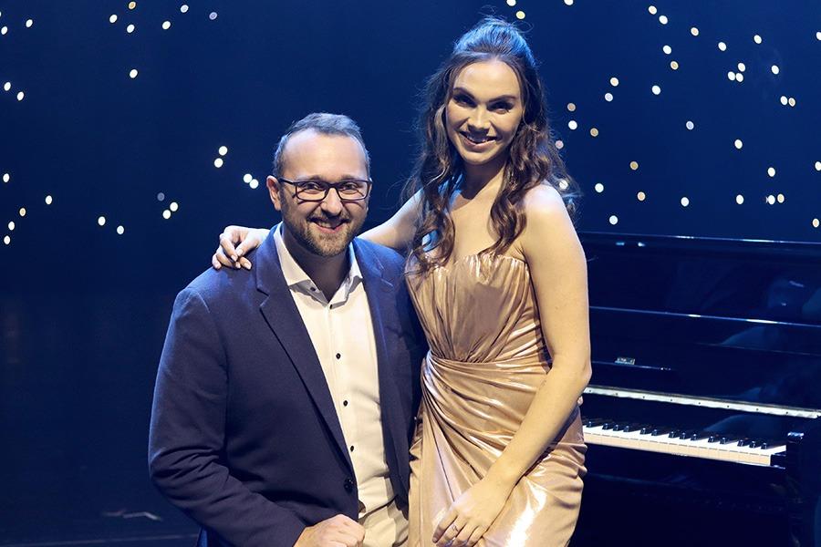 Tomáš Živor a Kamila Nývltová
