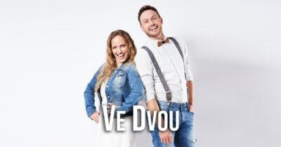 CD Ve Dvou | Markéta Pešková a Radek Novotný. Zazní i hit z muzikálu Čarodějka