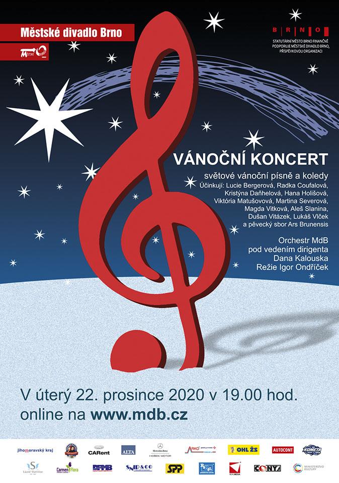 Městské divadlo Brno, Vánoční koncert