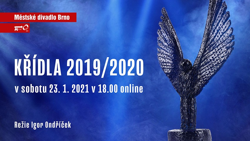 Křídla, Městské divadlo Brno, MdB