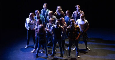 4XM – přímý přenos muzikálového koncertu z Malé scény Divadla J. K. Tyla