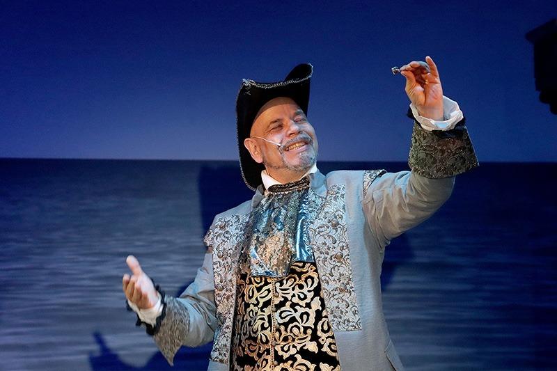 Robinson Crusoe, muzikál, Martin Pošta