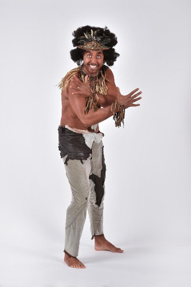 Muzikál Robinson Crusoe, Miroslav Hrabě