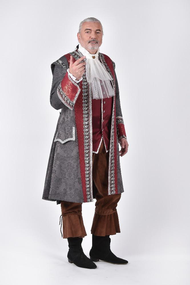 Muzikál Robinson Crusoe, Daniel Hůlka