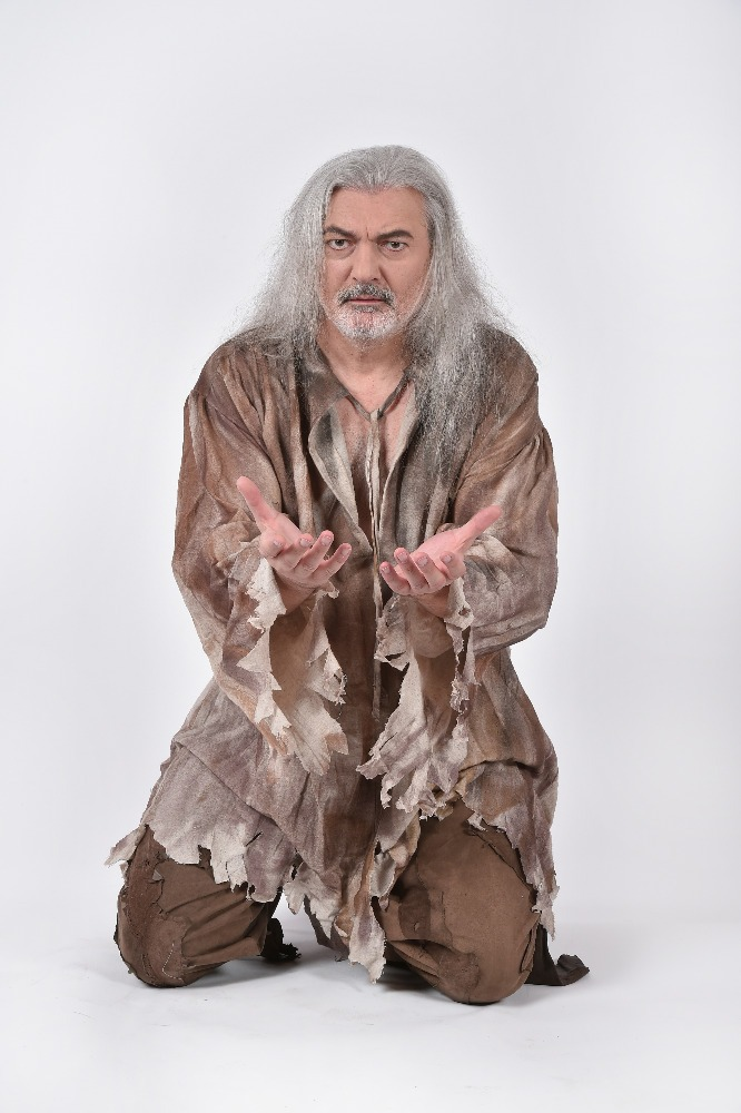 Daniel Hůlka, Muzikál Robinson Crusoe