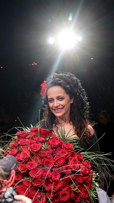 Lucie Bílá, Carmen, derniéra, Hudební divadlo Karlín