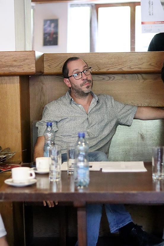 Dan Kalousek, Pretty Woman, Městské divadlo Brno, Tisková konference
