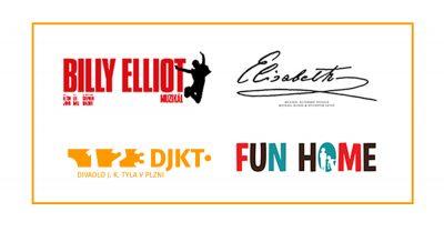 Konkurz do muzikálů Billy Elliot, Elisabeth a Fun Home
