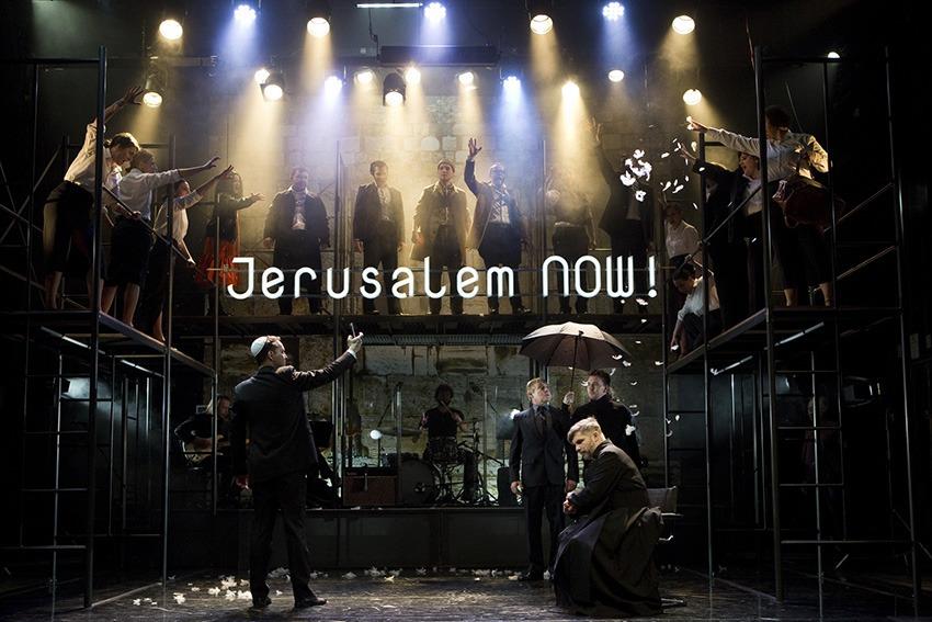 Jesus Christ Superstar, Slovácké divadlo, Uherské Hradiště