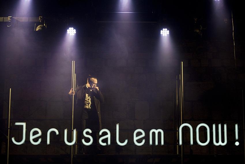Tomáš Šulaj (Jidáš), Jesus Christ Superstar, Slovácké divadlo, Uherské Hradiště