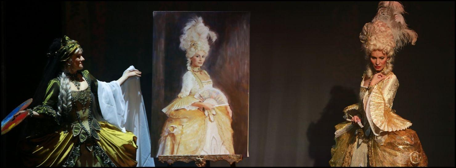 Královna Antoinetta se rozhodla obsadit český muzikálový trůn (+ video)