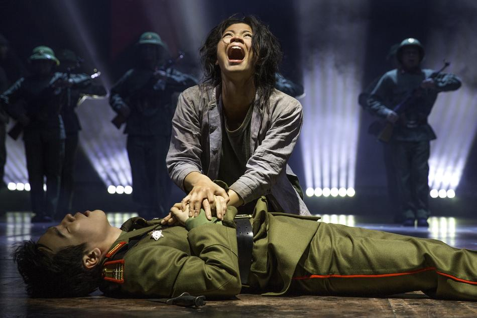 Zápisky z West Endu – díl 2. – Miss Saigon (+ malá odbočka o Les Misérables)