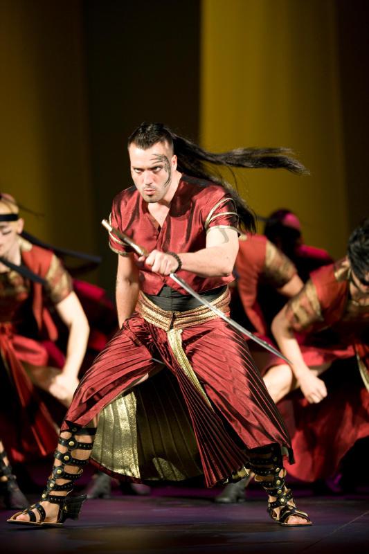 """Princezna muzikálů """"Aida"""" se představila v Hudebním divadle Karlín (dvojrecenze)"""