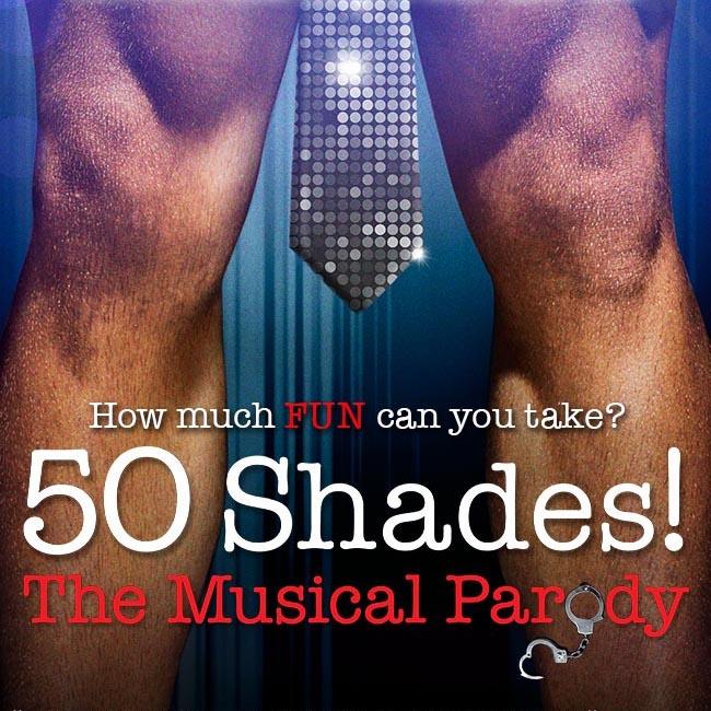 Muzikálová parodie 50 odstínů šedi od října v Divadle Broadway