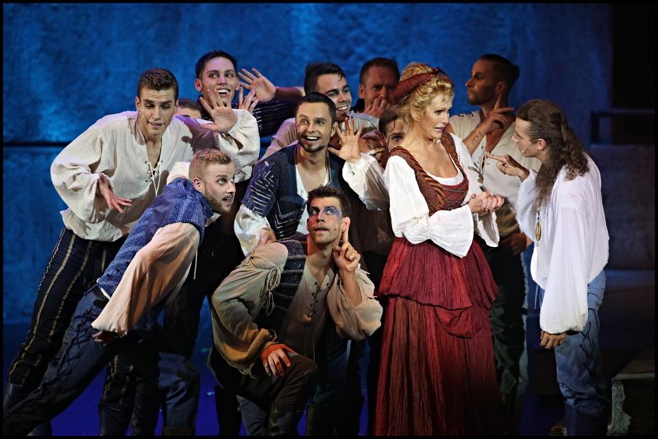 ROMEO & JULIE: Světový muzikálový hit dorazil do Prahy (velká recenze)