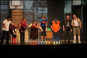 Mýdlový Princ Divadlo Broadway Musical.cz