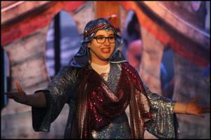 Mýdlový Princ Divadlo Broadway Musical.cz Andrea Holá