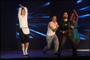 Mýdlový Princ Divadlo Broadway Musical.cz Peter Pecha Petr Kutheil