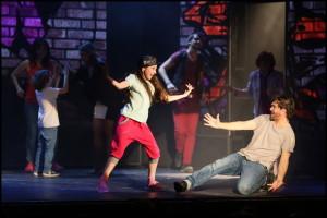 Mýdlový Princ Divadlo Broadway Musical.cz Natálie Grossová Sagvan Tofi