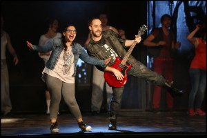 Mýdlový Princ Divadlo Broadway Musical.cz Andrea Holá Petr Kutheil