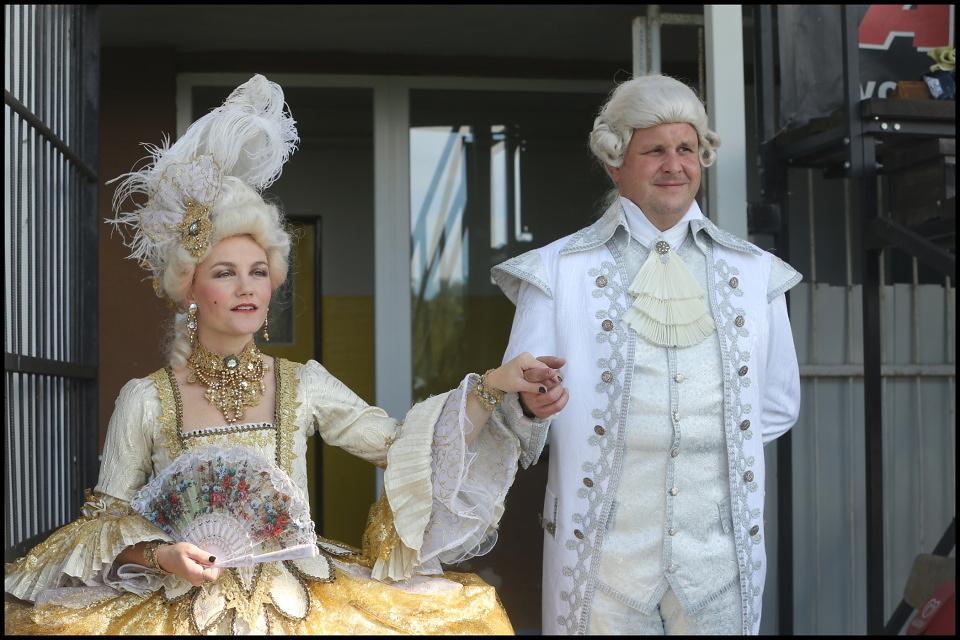 FOTOREPORTÁŽ: Sezónu Musical Production zahájil královský pár na fotbalovém hřišti (+ videa)