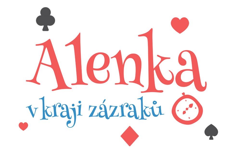 Konkurz do rodinného muzikálu Alenka v kraji zázraků