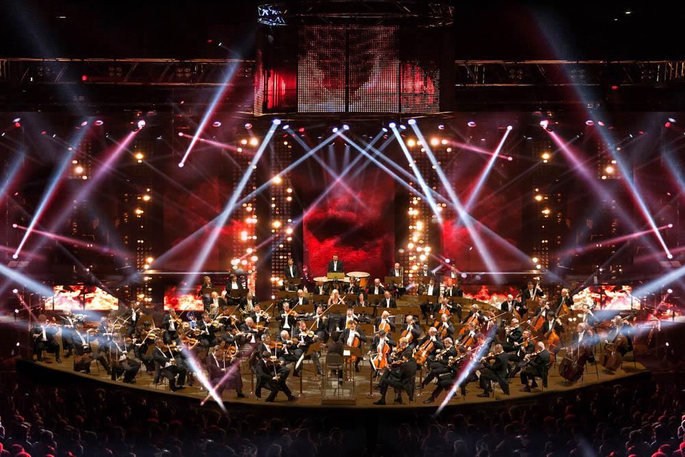 Česká filharmonie se zpěváky z Broadwaye představí největší světové muzikálové hity