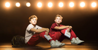 RECENZE: Jako nabitý je Billy Elliot v Plzni