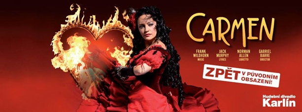 Konkurz na doplnění rolí do muzikálu Carmen