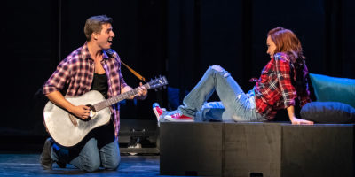 Nesmrtelná síla lásky v Plzni – recenze muzikálu DUCH