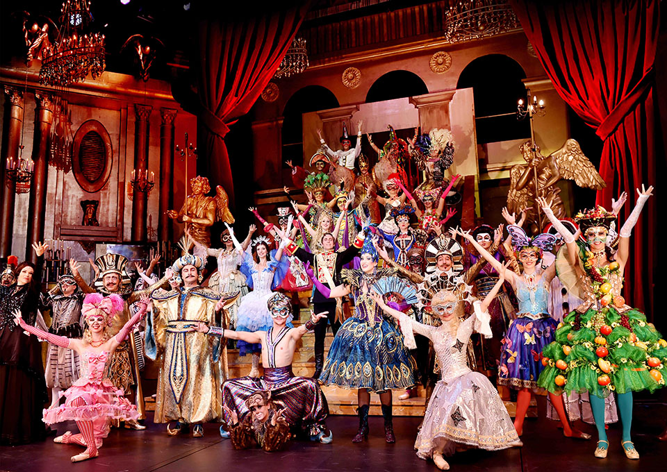 Fantom opery poprvé zazpíval česky v GoJa Music Hall. Rozpoutá u nás stejné emoce jako v zahraničí?