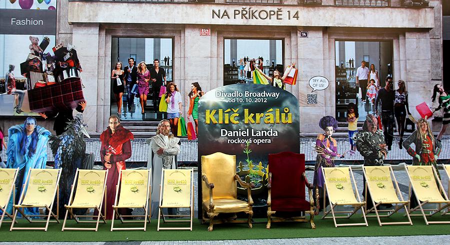 """""""Klíč králů"""" se představil nejen odpočinkovou zónou (+ video)"""