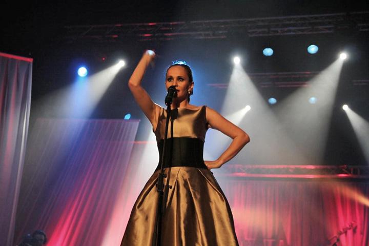Fanoušci píší: Monika Absolonová a její povedený koncert v Divadle Hybernia
