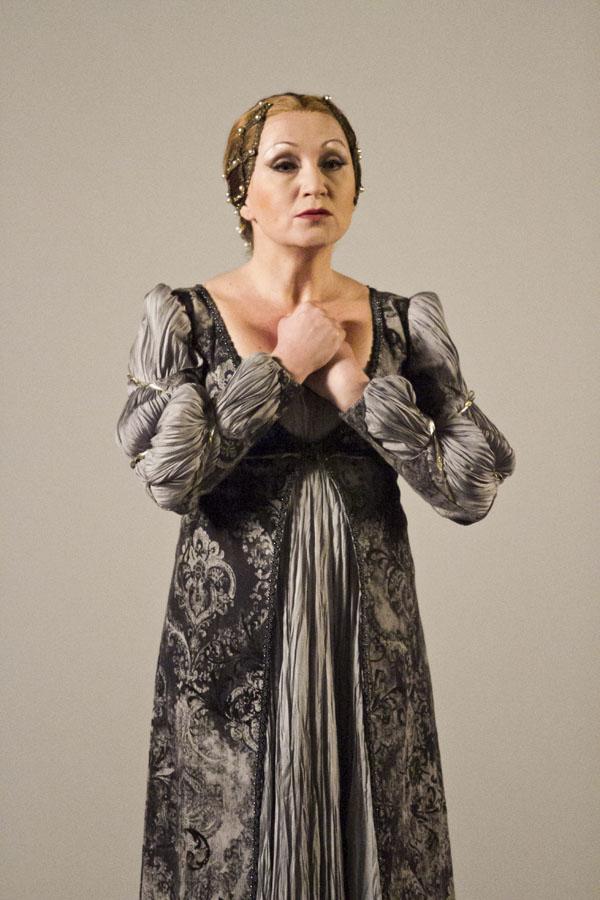 """Kostýmové zkoušky muzikálu """"Lucrezia Borgia"""""""